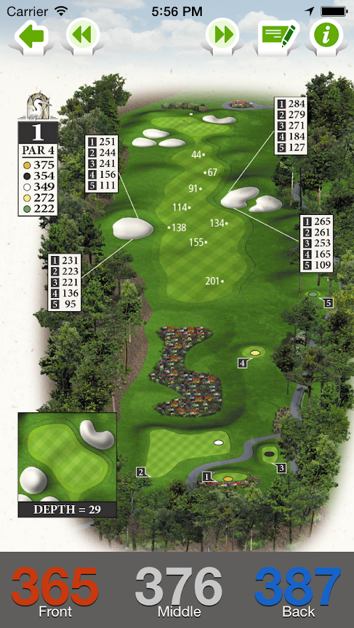 Baywood Greens- screenshot
