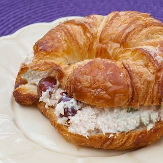 Chicken Salad With Cream Cheese And Grapes Recipes.