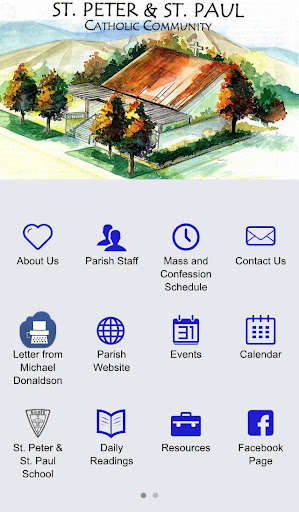 【免費生活App】St Peter & St Paul Alta Loma-APP點子