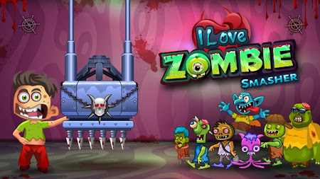 I Love Zombie Smasher 1.4 screenshot 40039