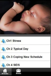 Sleeping Your Baby Tips - screenshot thumbnail