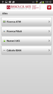 Banca C.R.Asti - screenshot thumbnail