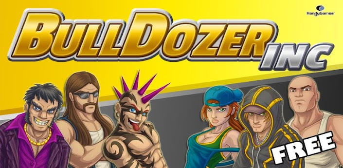 Bulldozer Inc. apk
