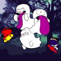 Ninja VS Ghosts 2.0 Lite logo