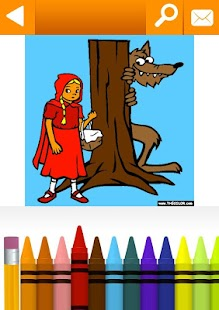 Fables Coloring Pages Free- screenshot thumbnail