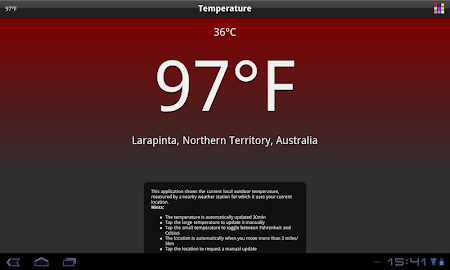 Temperature Free Screenshot 7