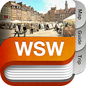 Warsaw City Guide & Map