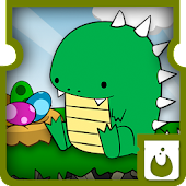 bubbleshooter dino crush saga