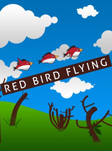 Floppy Flying Bird