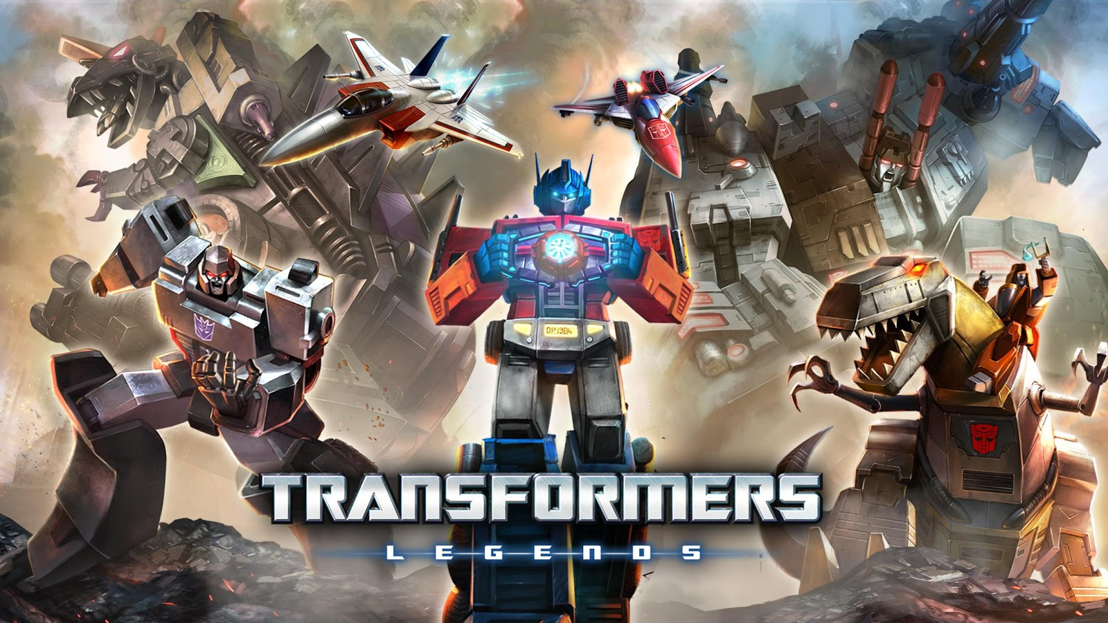 Transformers Legends- screenshot
