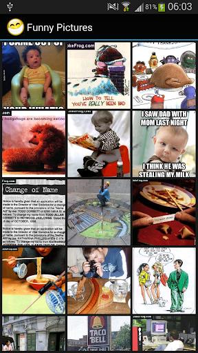 【免費娛樂App】Funny Pictures-APP點子
