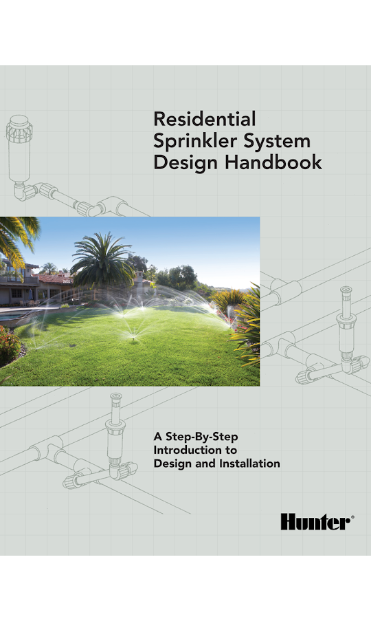 Hunter Irrigation Catalogs- screenshot
