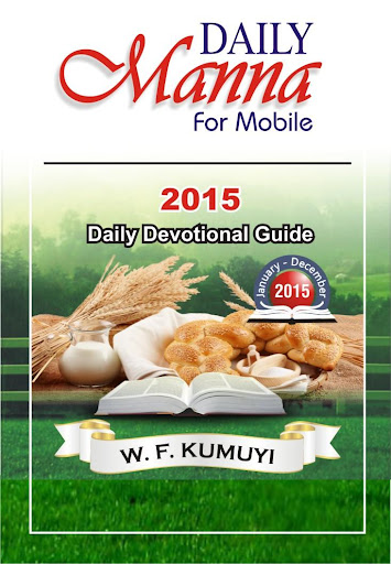 Daily Manna for Mobile 2015