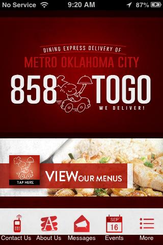 Dining Express 858-ToGo