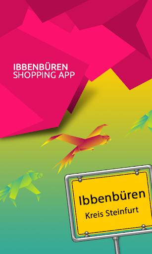 Ibbenbüren Shopping App