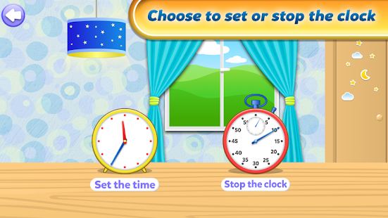 Telling Time Games For Kids- screenshot thumbnail