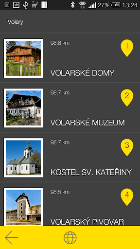【免費旅遊App】Volary - audio tour-APP點子