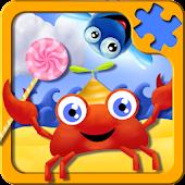 Animowane HD Puzzle dla dzieci