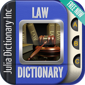 Law & Legal Dictionary 教育 App LOGO-硬是要APP