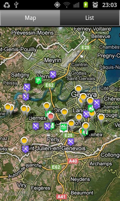 Genève Terroir- screenshot