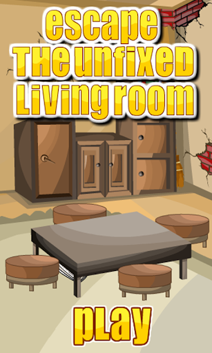 Escape The Unfixed Living Room