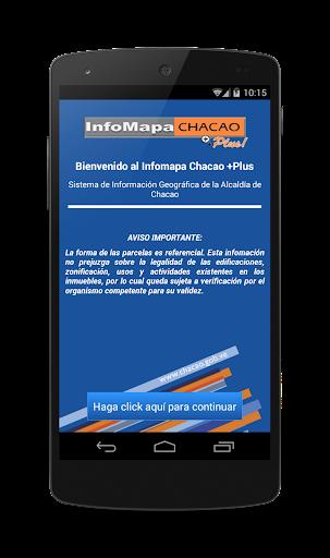 Infomapa Chacao +Plus Móvil