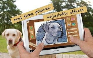 Screenshot of Pencil Camera HD Premium