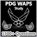 Air Force PDG WAPS Flashcards icon