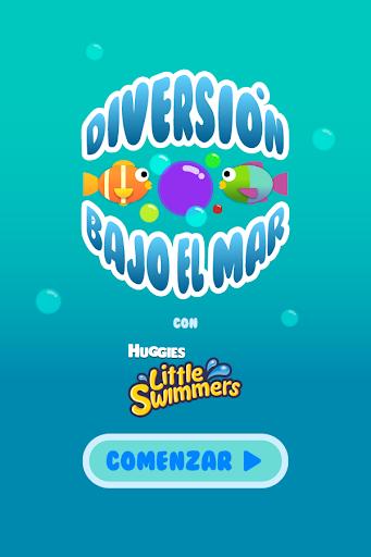 Huggies Diversión bajo el mar