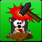 Mole Attack free icon