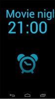 Screenshot of myClock 2 - Alarm Clock