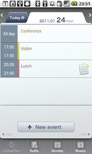 Schedule St.(Free Day Planner) - screenshot thumbnail