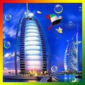 Burj Al Arab HQ Live Wallpaper