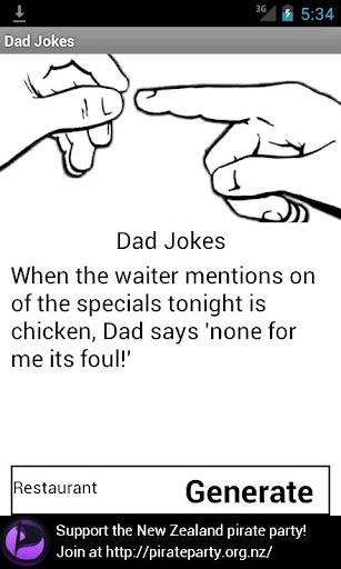 Dad Jokes Free