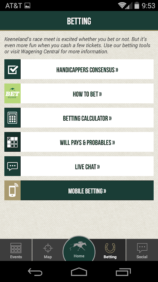 Keeneland Race Day - screenshot