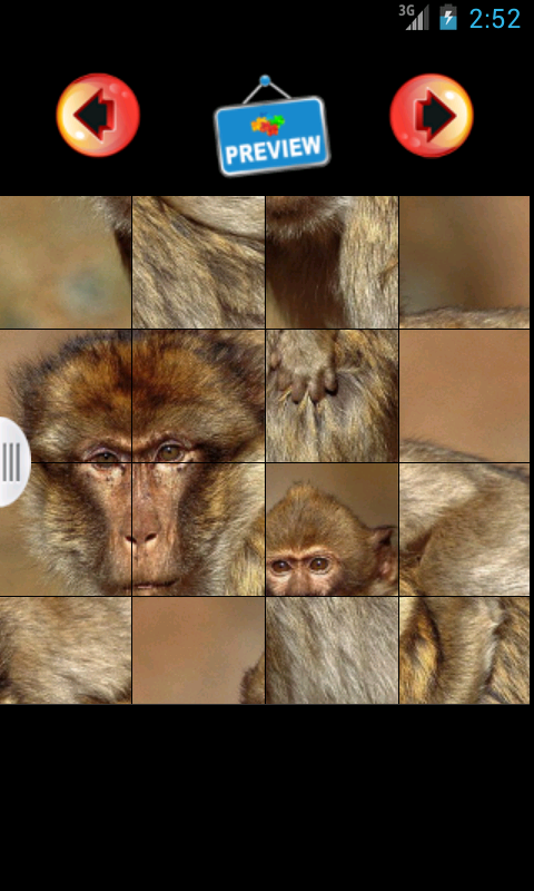 Jigsaw Awesome Animals Puzzle - screenshot