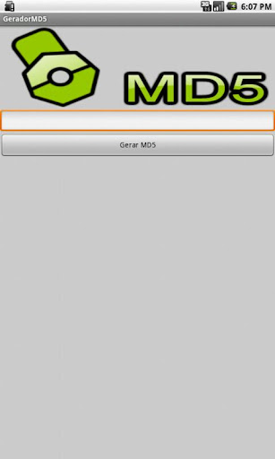 MD5 Generator HD