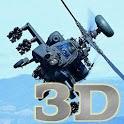 Gunship Attack 3D icon