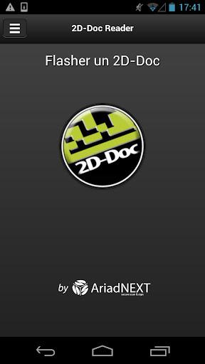 2D-Doc Reader