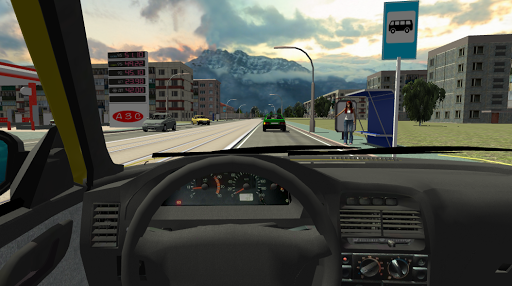 【免費模擬App】Russian Taxi Simulator 3D-APP點子