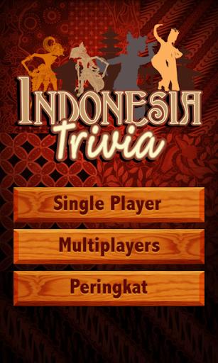 Indonesia Trivia