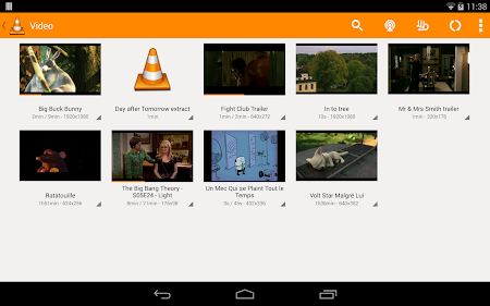 VLC for Android beta 0.9.10 screenshot 970