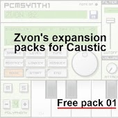 Caustic Free Pack 01 from Zvon