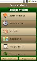 Screenshot of Presepe Vivente Pezze di Greco