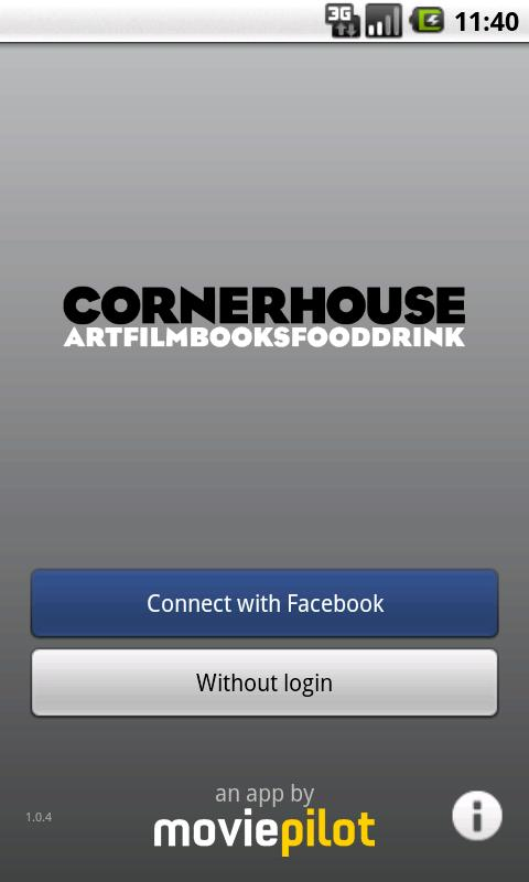 Cornerhouse Manchester - screenshot