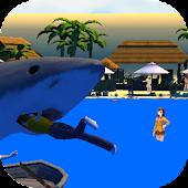 Shark Attack Simulator