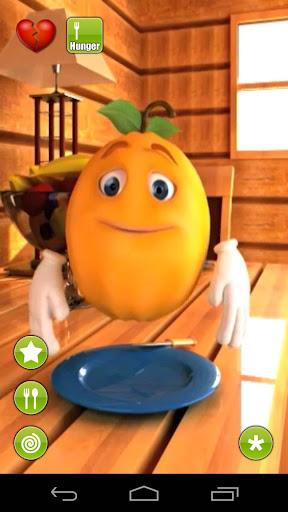 橙色水果免費通話