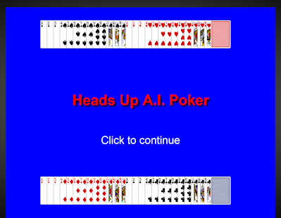 Poker Heads`Up Tournament mode - Google Play Android 應用程式