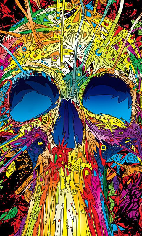 Psychedelic Hd Wallpapers Android Apps On Google Play