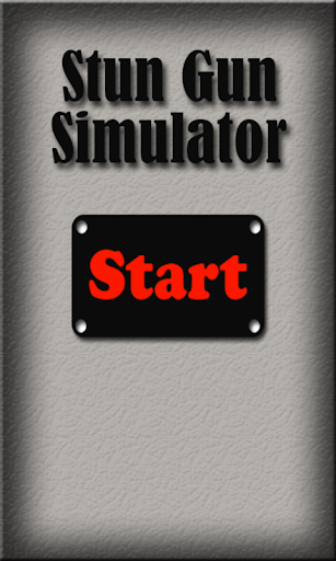 Stun Gun Taser Gun Simulator